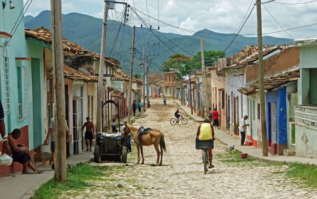 Het gewone leven in Trinidad