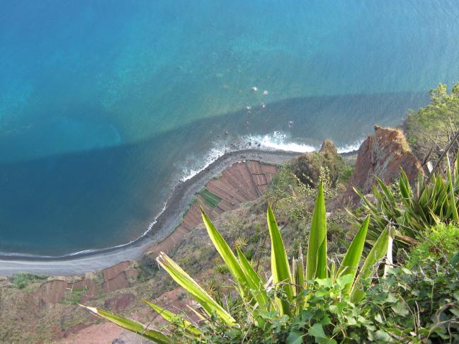 Uitzicht van Cabo Girão