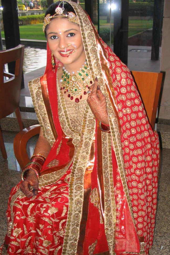 Hindoe bruidje