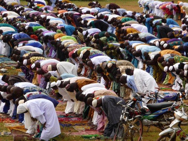 Het eind van de ramadan