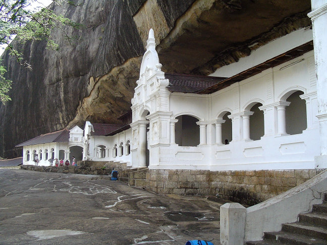 Grottempel Dambula