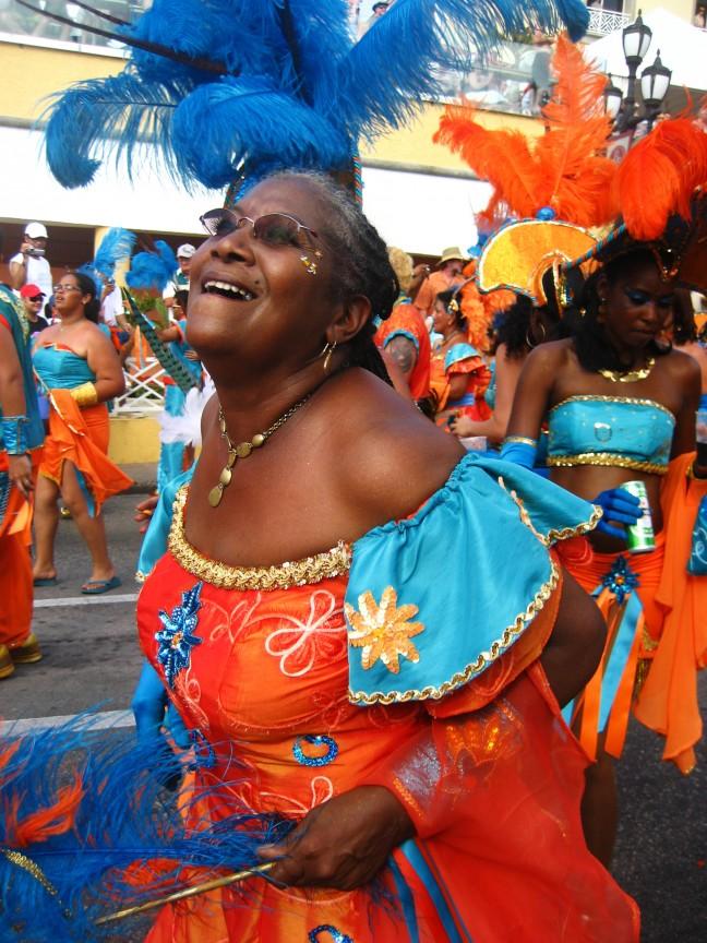 Carnaval dushi!