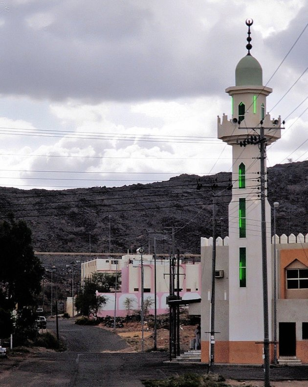 moskee in Taif