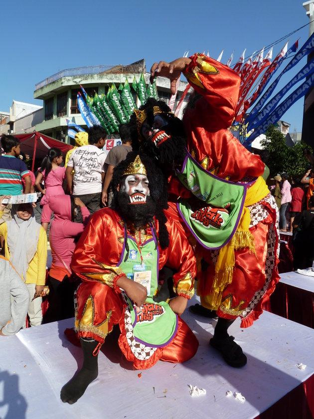 Rujak Fleg festival Soerabaja