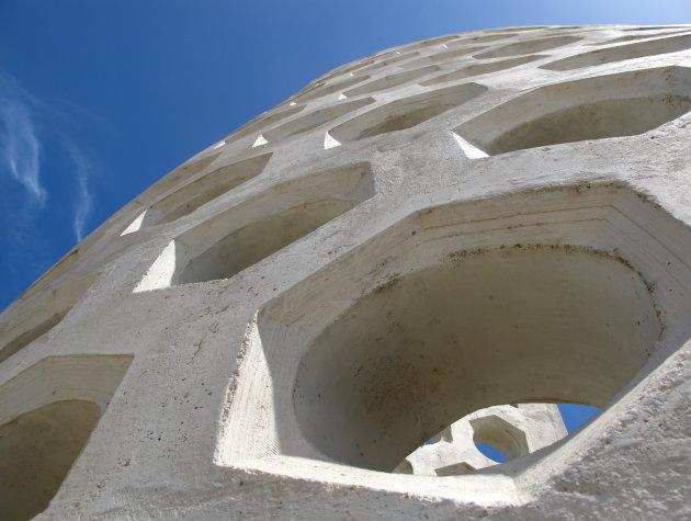 WWII monument op Ile de Gorée