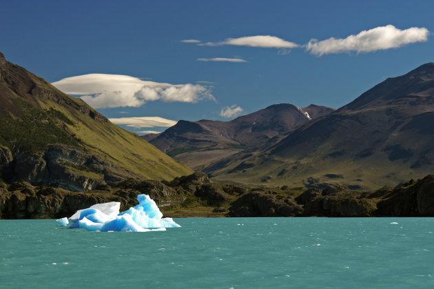 IJsschots Los Glaciares