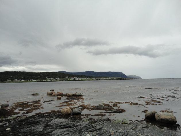 Pebbles in Rocky Harbor, Newfoundland and Labrador