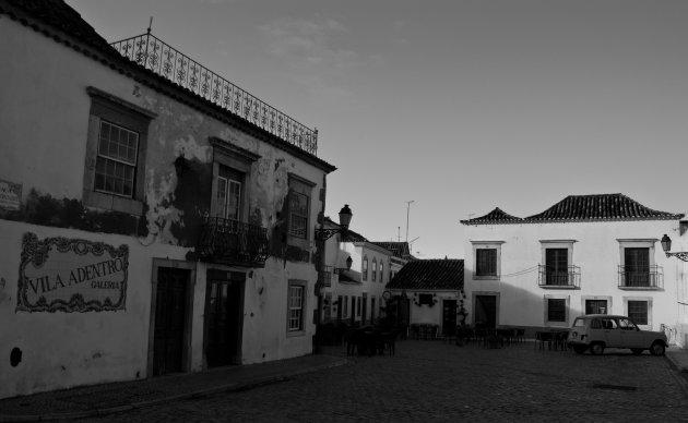 pleintje te Faro