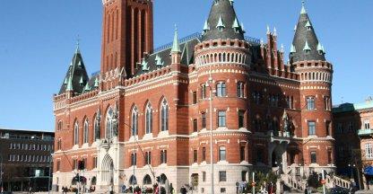 Raadhuis, Helsingborg