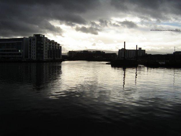 The Dublin Docklands