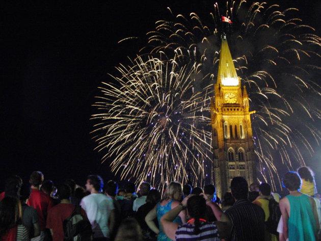 Canadaday 2011 Ottawa