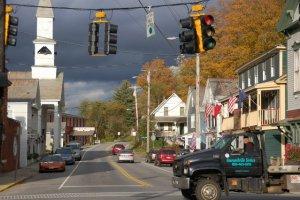 plaatsje Wilmington in Vermont