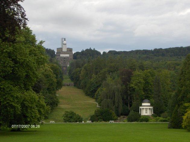 kasteelpark Wilhelmshöhe Kassel