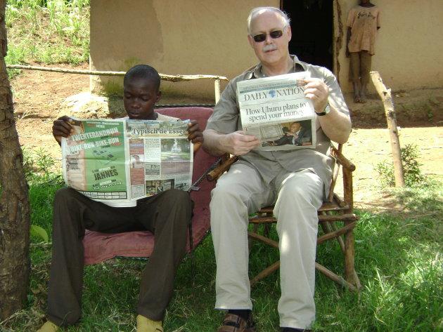 Wederzijdse inburgering in Kenia