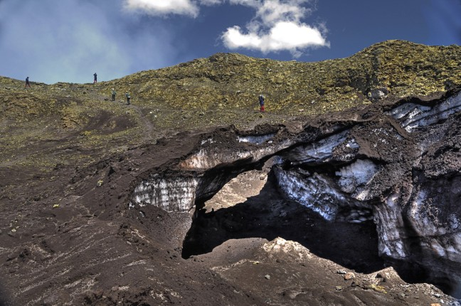 Vulkaan de Villarica
