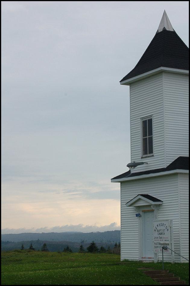 Baptistisch kerkje