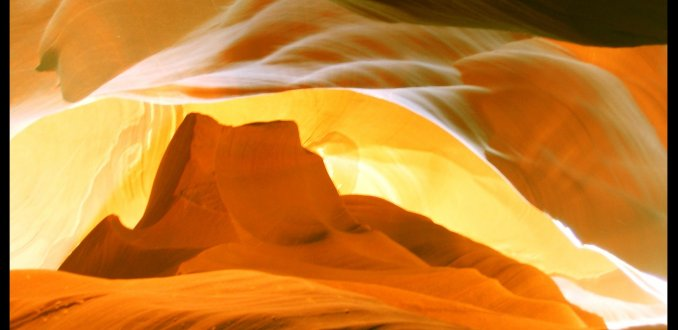 Antelope Canyon - Monument Valley