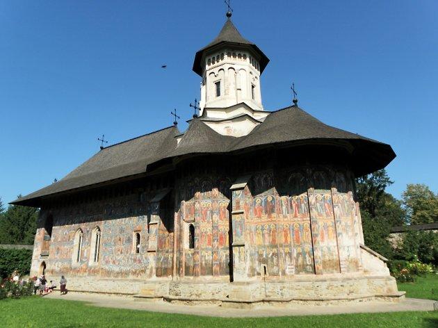 Moldovita klooster