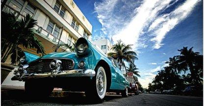 Miami Beach - oldtimer