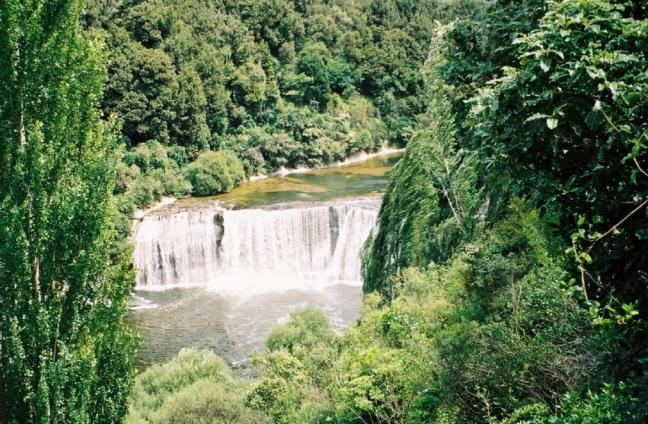 Rauwaka Falls