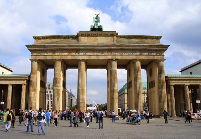 Het belangrijkste gebouw van Berlijn....