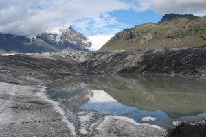 Gletscher wandeling  in Skaftafell N.P.