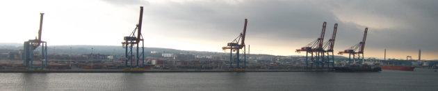 de haven van Goteborg