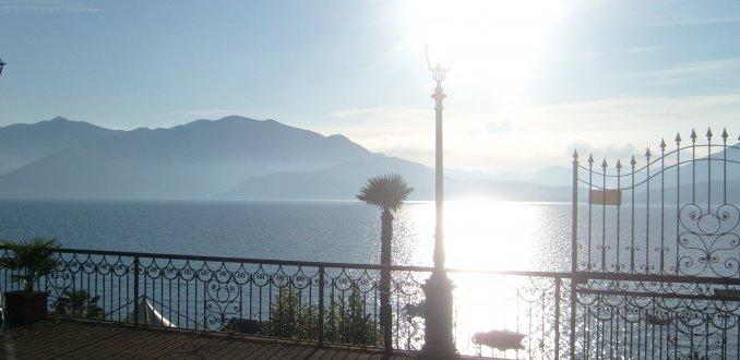 Lago Maggiore vanuit Oggebbio