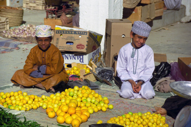 citrus verkoop