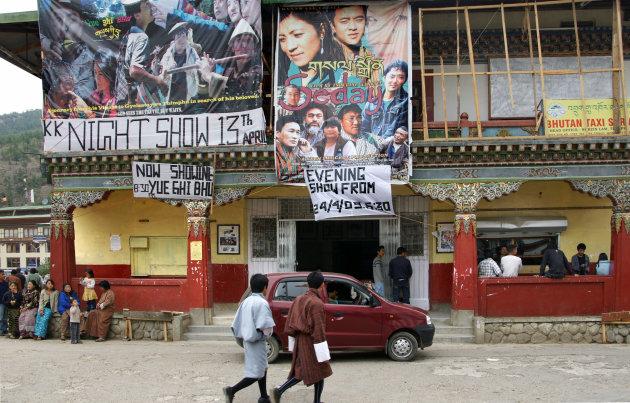 Lovestory in Thimpu