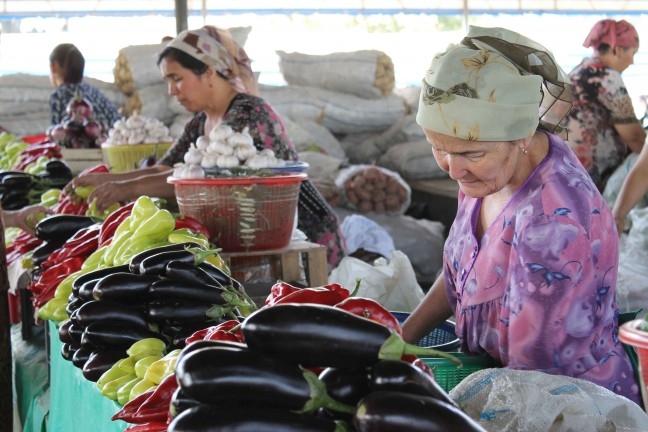 Te koop - markt in Tashkent