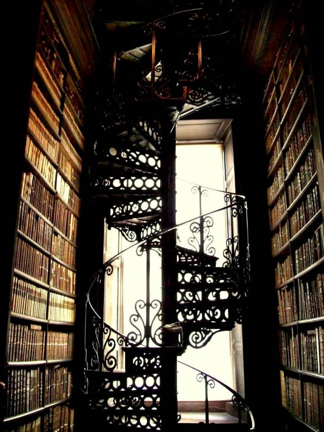 Bibliotheek van het Trinity College