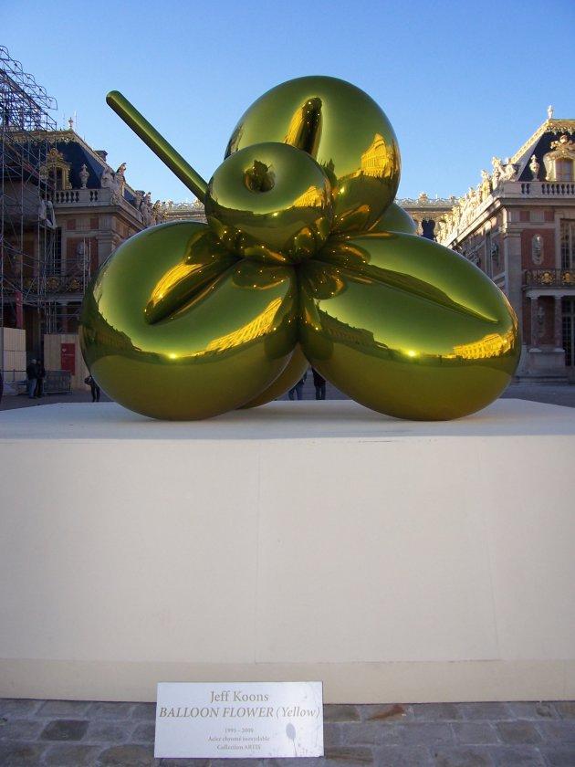Versailles & Jeff Koons