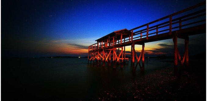 Cedar Key nights