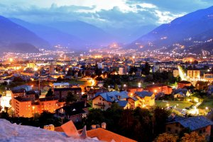 Aosta Night