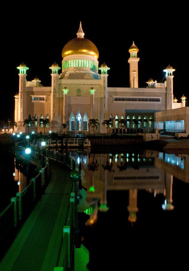 Sultan Omar Ali Saifuddien Moskee