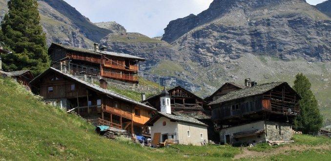 Walser architectuur