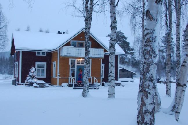 Fins huisje