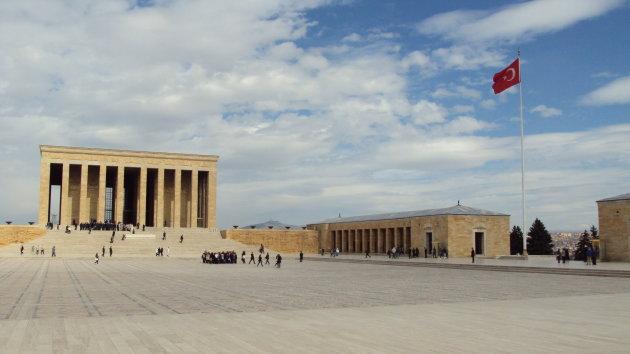 Anitkabir, Ankara