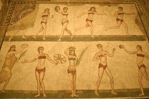 Dumbells uit de tweede eeuw nCh.
