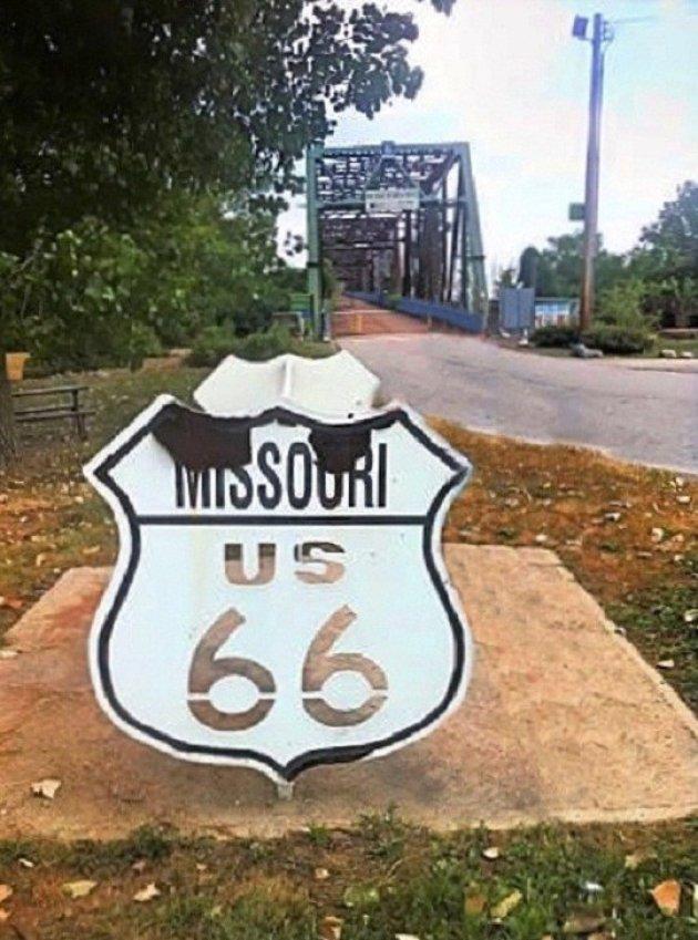 Route 66 MO