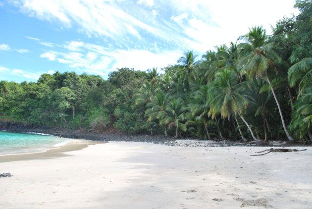 Isla San José in het Parque Nacional Marino Golfo de Chiriqui