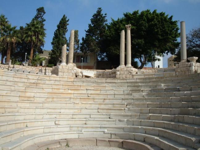 Amhpitheater