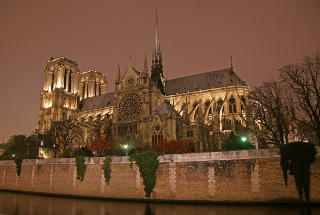 The Beautiful Notre Dame