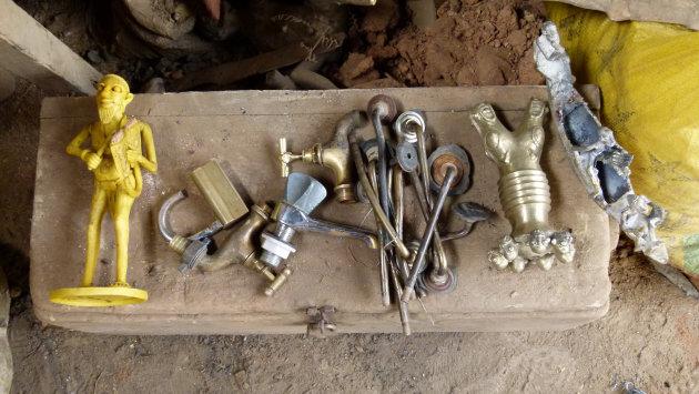 Cameroonian brasswork