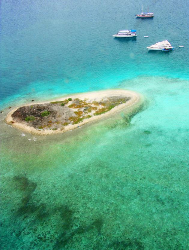 Mini eilandje