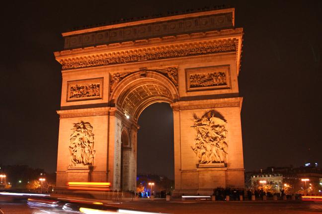 Napoleon's Triumphal Arch