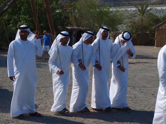 Traditionele volksdans