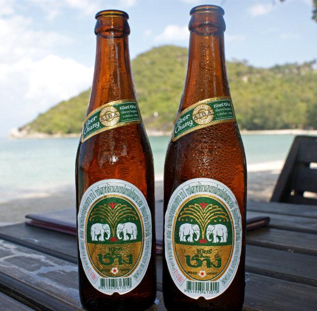 Delicious on the warm island of Koh Phangan