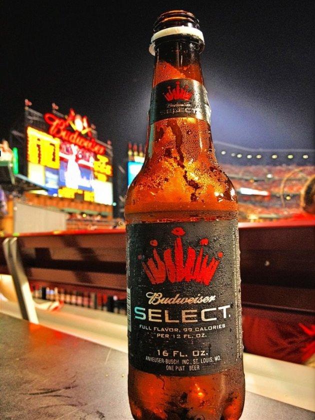 Budweiser @ Busch Stadium